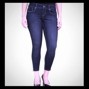 Torrid- Dark Skinny Jeans